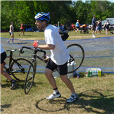 Dr. Ron Signed on to do the Pan Mass Challenge